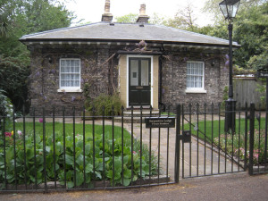 serpentine lodge hyde park london